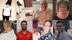 These are the victims who have been identified in the El Paso shooting