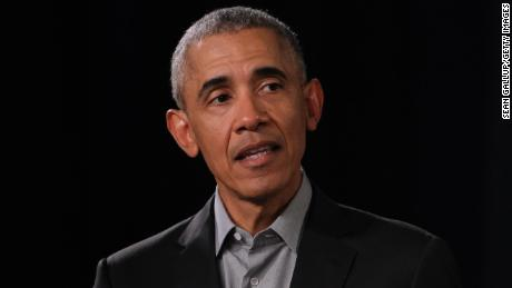 Obama cautions activists against using 'defund the police' slogan