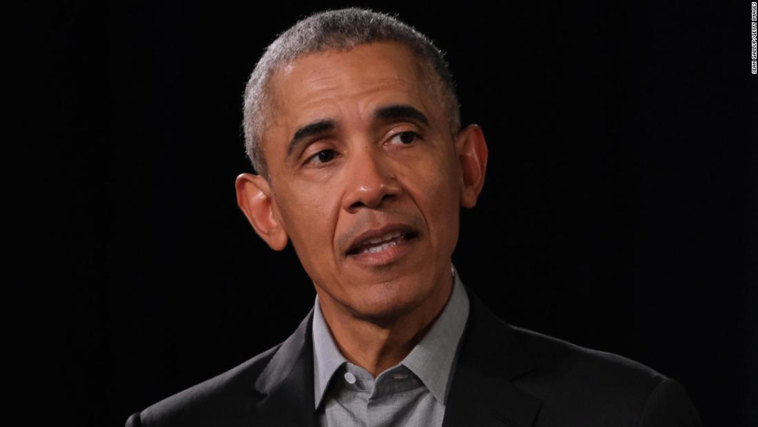 Ακούω Ομπάμα προειδοποίηση για το 2020 Δημοκρατικών υποψηφίων