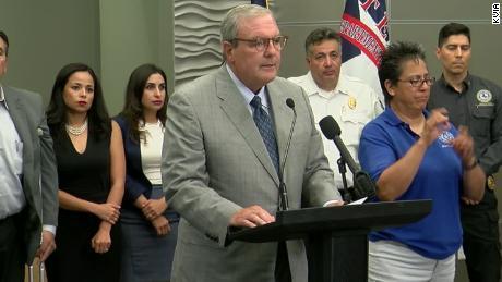 El Paso mayor: Trump's visit is not a political one