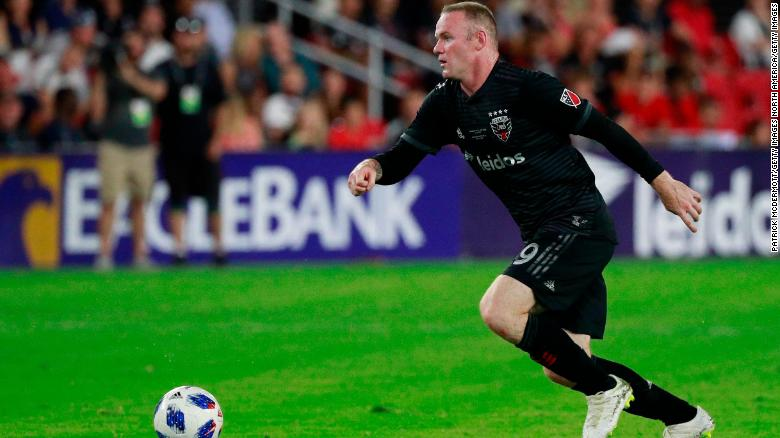 Wayne Rooney is making a return to English football with Derby County.