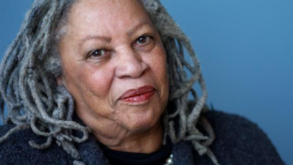 Toni Morrison in a 2012 photo released by Alfred A. Knopf.