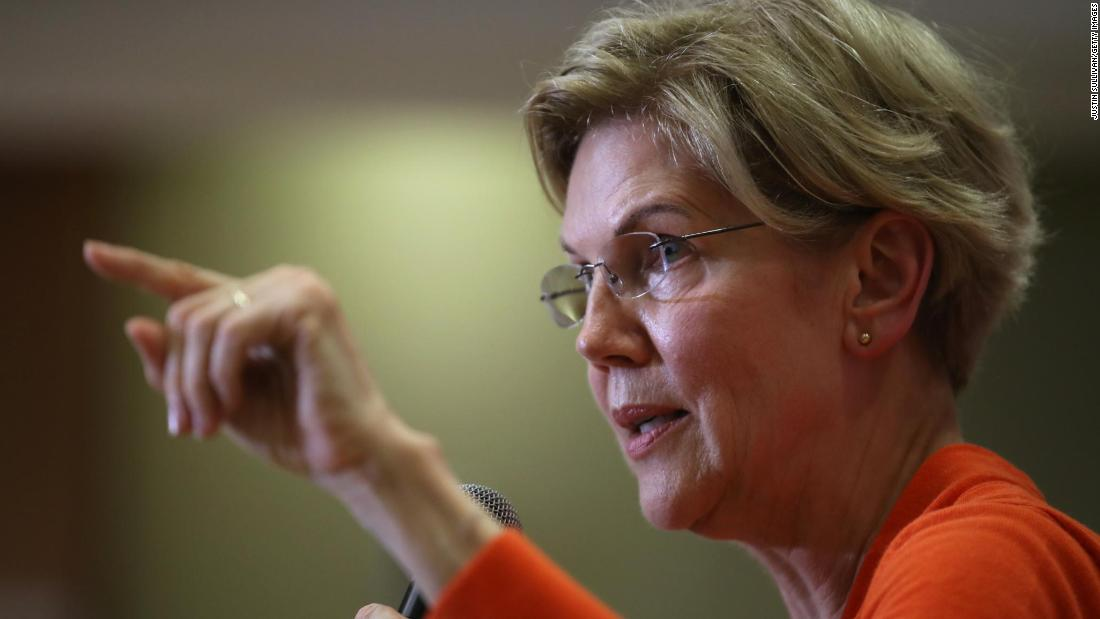 Meet the hedge fund manager rooting for Elizabeth Warren in 2020