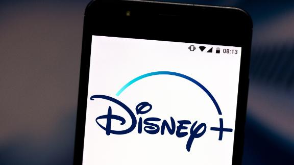 BRAZIL - 2019/07/08: In this photo illustration a Disney+ (Plus) logo seen displayed on a smartphone. (Photo Illustration by Rafael Henrique/SOPA Images/LightRocket via Getty Images)