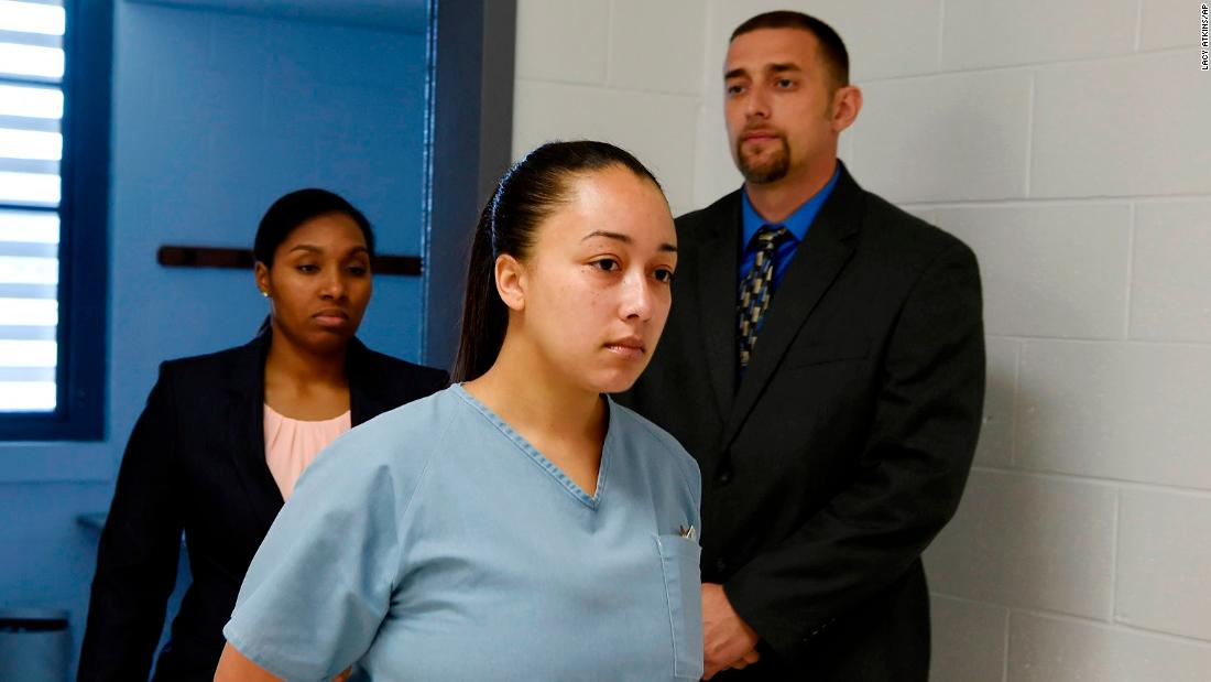 Cyntoia Brown was released from a Tennessee prison today. Here are 4 things to know about her case