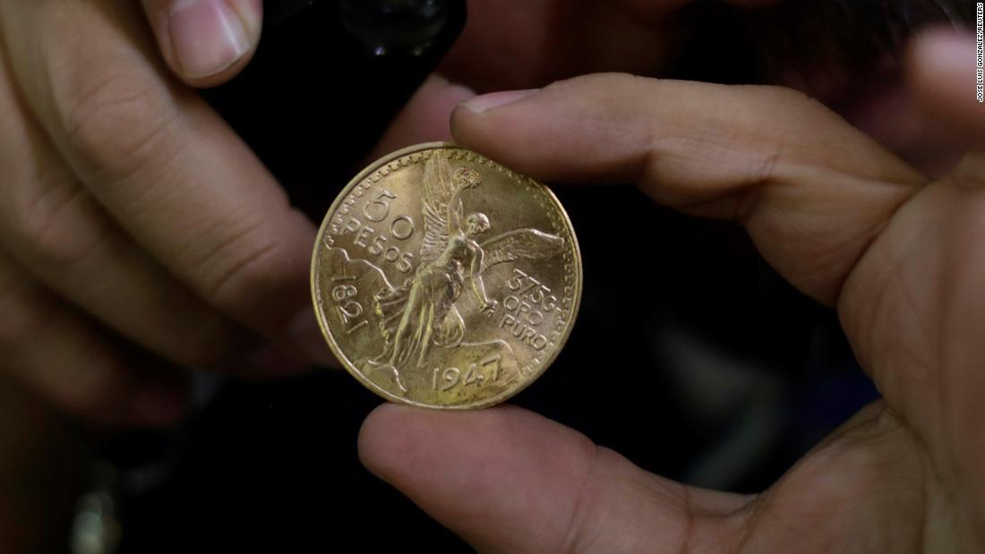 $2 5 million in coins stolen in daylight heist from Mexican mint - CNN