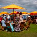 Goodwood champagne horse racing