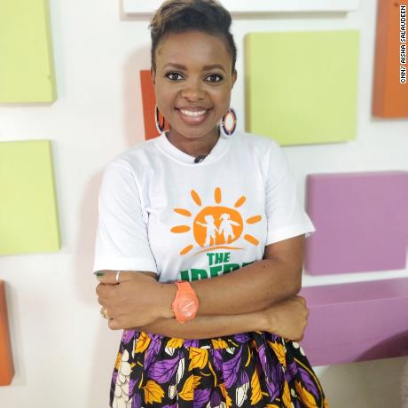 Crystal Chigbu, founder of The IREDE Foundation