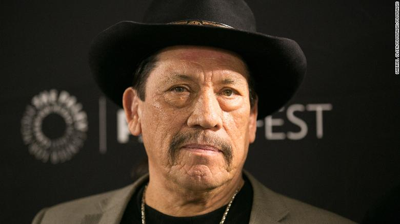 Fine Actor Danny Trejo Helps A Baby Out Of Overturned Car Alphanode Cool Chair Designs And Ideas Alphanodeonline