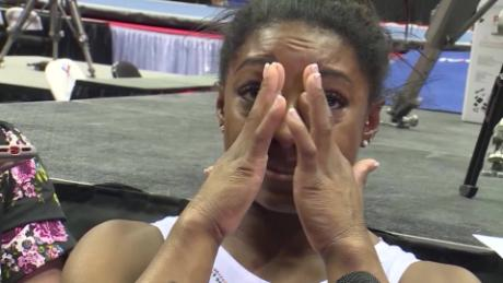 Simone Biles tears up interview competition vpx_00005918.jpg