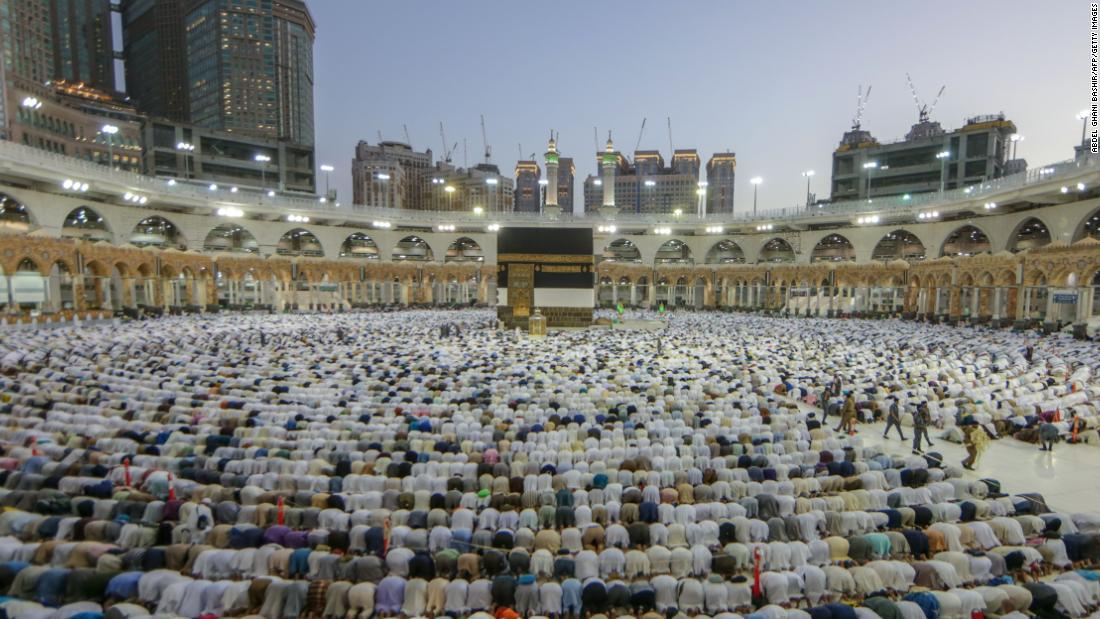 Hajj: They survived the Christchurch attacks  In Mecca, they