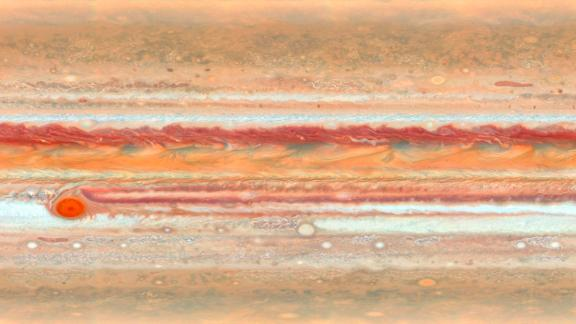 A closer look at Jupiter