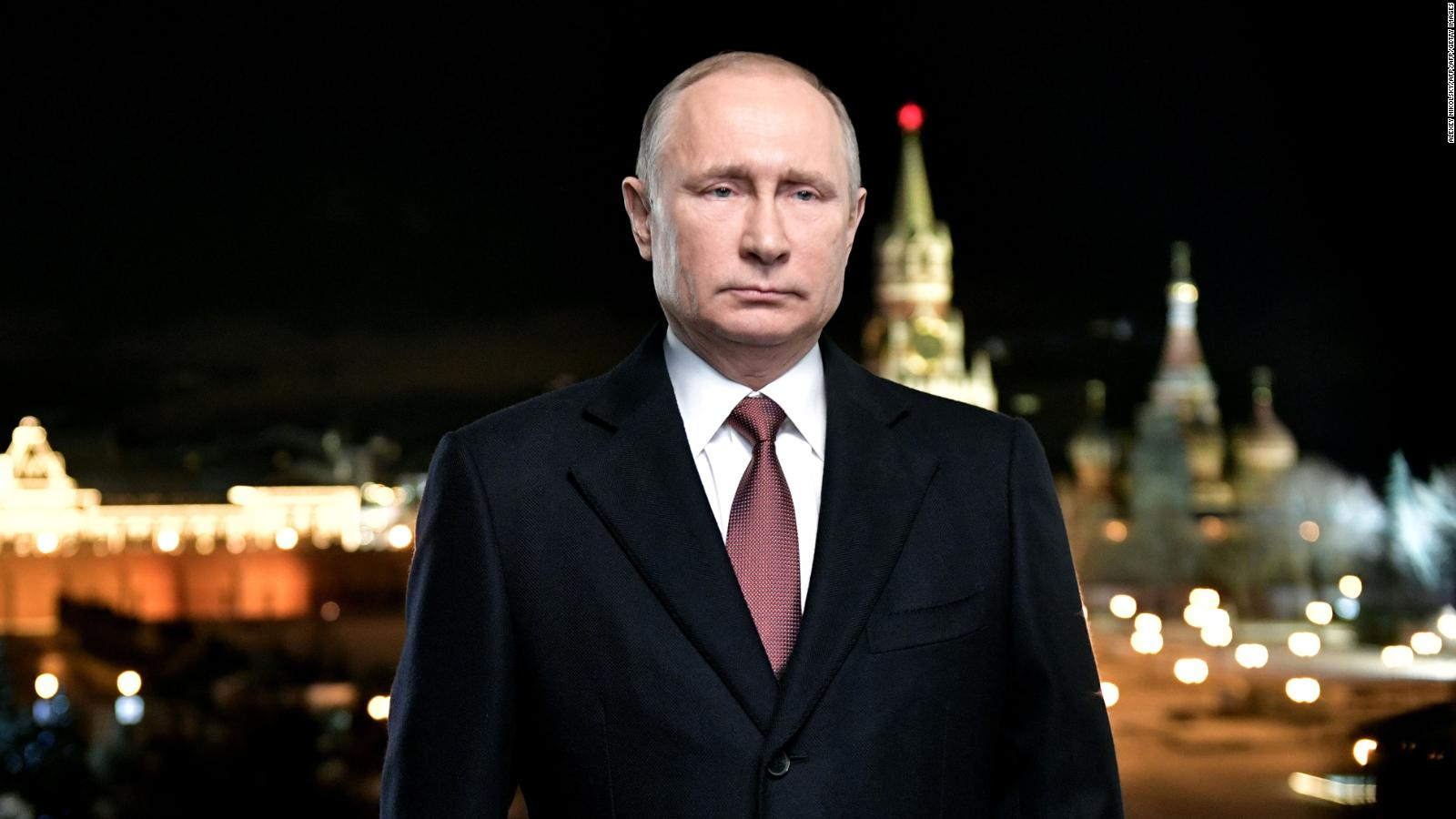 Vladimir Putin Has Dominated Russia For 20 Years Will He Ever Step Down Cnn