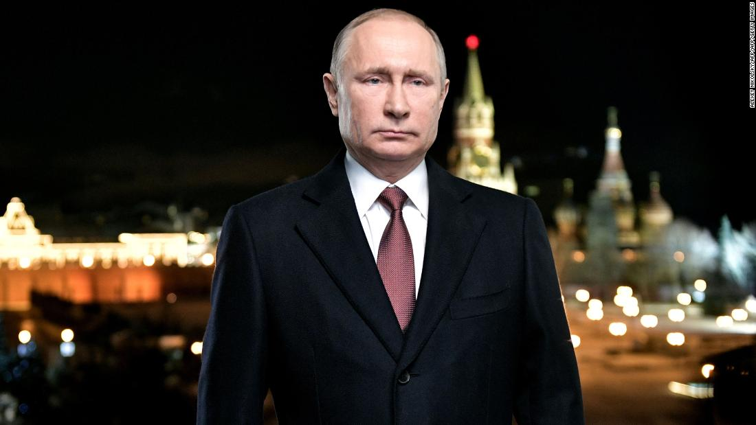 Vladimir Putin's rise from spy to Russian leader