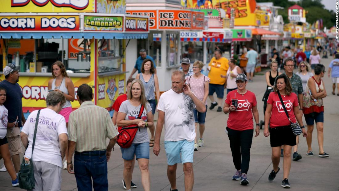 Ia State Fair 2020.2020 Democrats Campaign At The Iowa State Fair A Part Of
