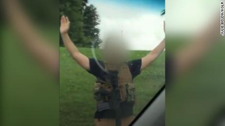 Armed man arrested at Missouri Walmart - CNN