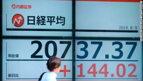 Asian markets bounce on hope for Chinese stimulus