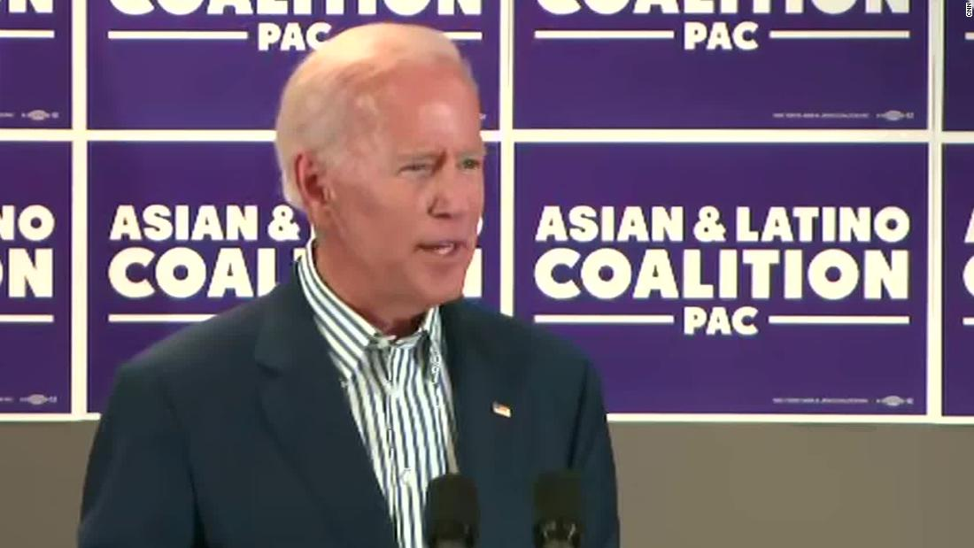Biden is creating a generational divide among black voters