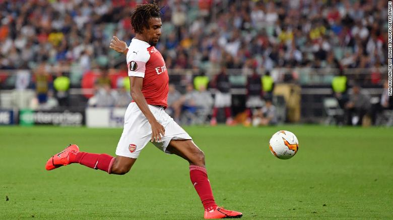 Alex Iwobi has left Arsenal to join Everton in a deal worth a reported £34 million ($41 million).