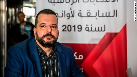 This Tunisian lawyer is hoping to be the country's first openly gay president