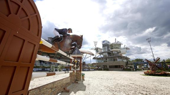The Tops International Arena, in the Netherlands, is a wonderful venue to host the Valkenswaard leg of the tour.