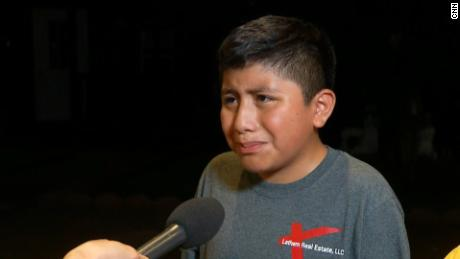 Kids are now thrust into adult roles after Immigration raids