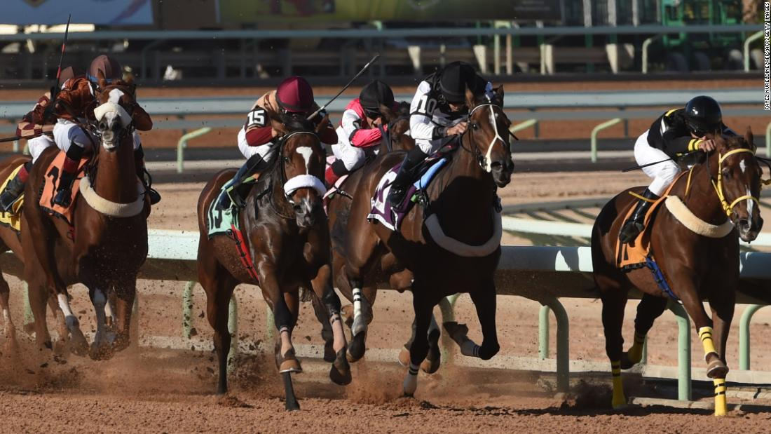 Saudi Arabia set to stage record $20M horse race in 2020