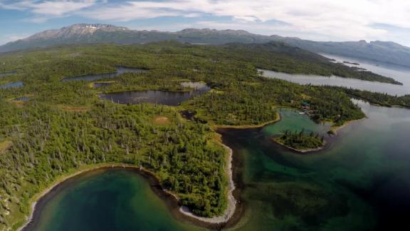 A controversial mining project in Bristol Bay, Alaska, that was all but killed by the Obama administration is now moving forward under President Trump