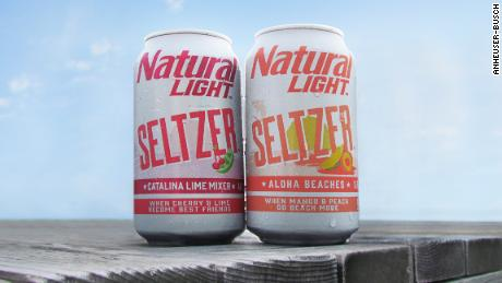 Natural Light Solid Selfie? Anheuser-Busch is leaning toward