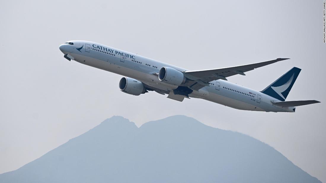 Οι εργαζόμενοι εκθέσει τον πολιτισμό του φόβου στο Χονγκ Κονγκ ναυαρχίδα αεροπορική εταιρεία