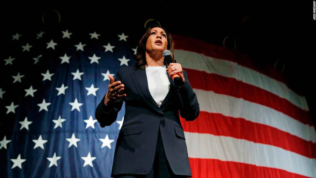 Kamala Harris nabs endorsement from Iowa power couple