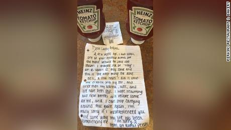 "Heinz has stepped in to assist the thief, saying its ketchup ""makes you do crazy things"""