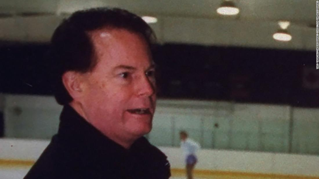 A longtime US figure skating coach has been accused of sexual abuse in a new lawsuit