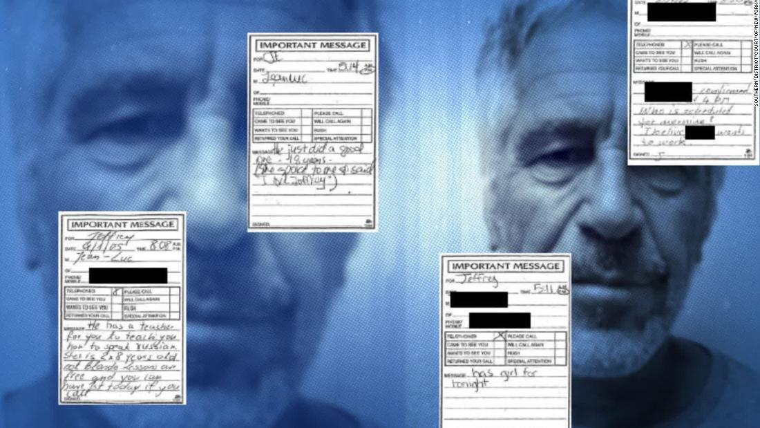 For Epstein's accusers and their quest for justice, what now?