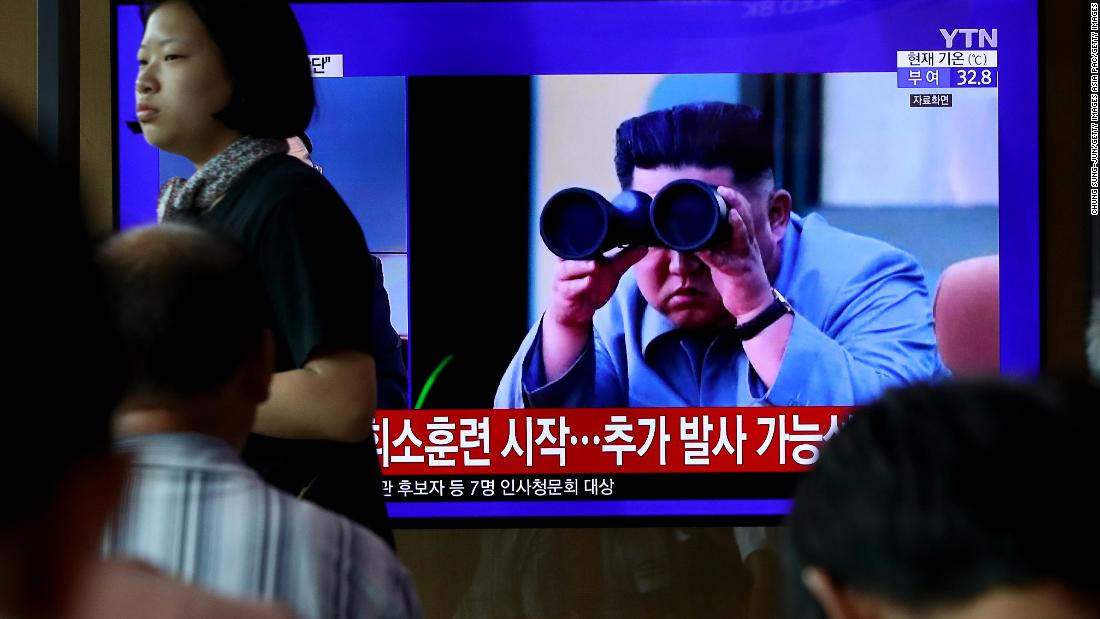 Nordkorea testen