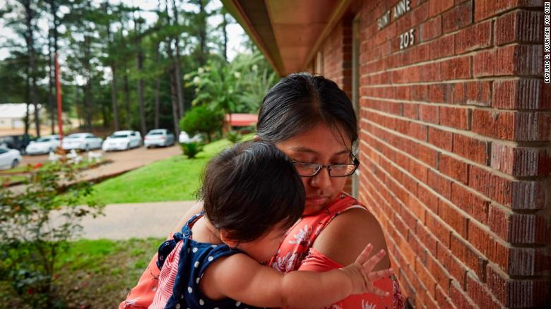 Children forced to step up after ICE took their parents