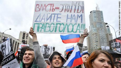 Russia warns Google against choice & # 39; interference & # 39;