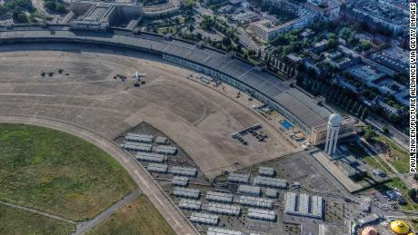 Berlin's former Tempelhof airport has been proposed as a site for regulated sex booths, in a bid to protect the city's sex workers.