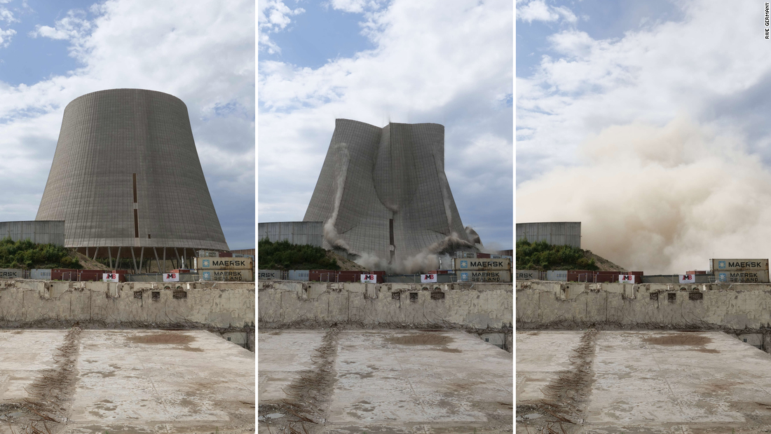 Germany is closing all its nuclear power plants. Now it must find a place to bury the deadly waste for 1 million years