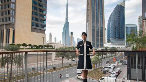 Rana Nawas, who is based in Dubai, is on a mission to inspire women all over the world