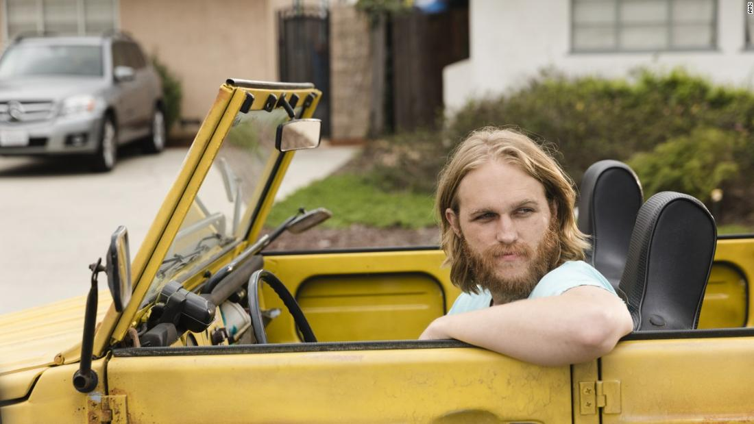 'Lodge 49's' Wyatt Russell follows his own low-key journey, on screen and off