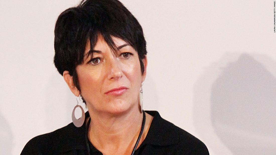 Cell phone in foil $1 million cash for a house: Feds lay out case to keep Ghislaine Maxwell in jail – CNN