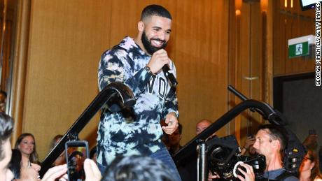 Drake makes it nine No  1 albums with 'Care Package' - CNN