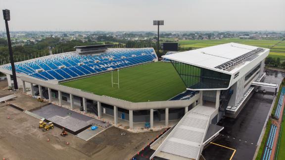 What: Kumagaya Rugby Stadium Capacity: 25,600 Where: Kumagaya City, Saitama Prefecture Matches: Russia vs Samoa; Georgia vs Uruguay; Argentina vs USA
