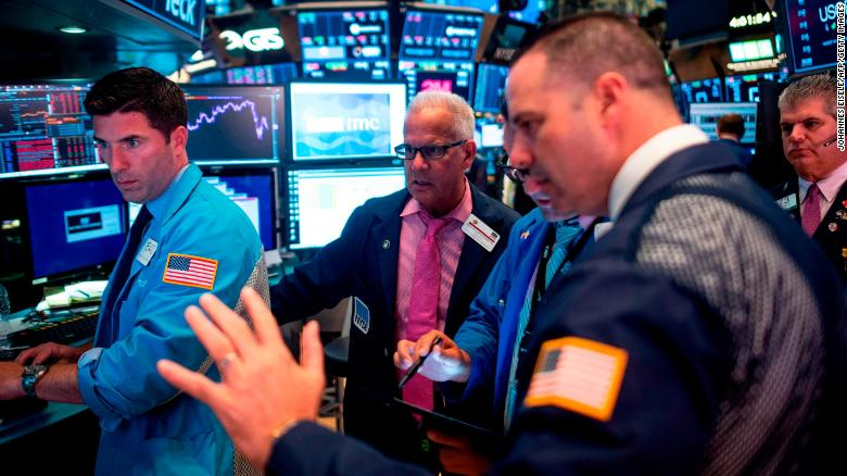 Dow futures tumble another 200 points after the worst day of the year - CNN