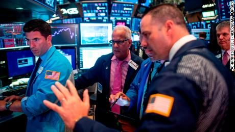Dow futures drop amid recession fears