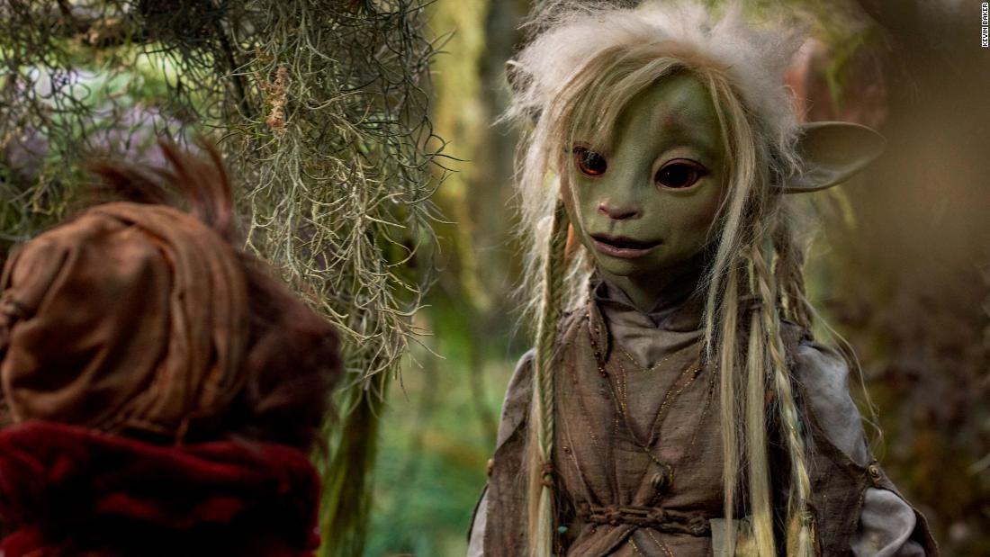 'Dark Crystal' prequel series gets new trailer