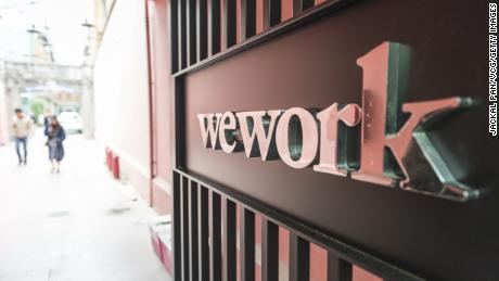 WeWork stock exchange listing after losing $ 1.9 billion last year