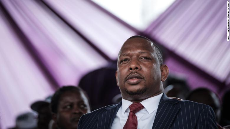 Image result for governor sonko