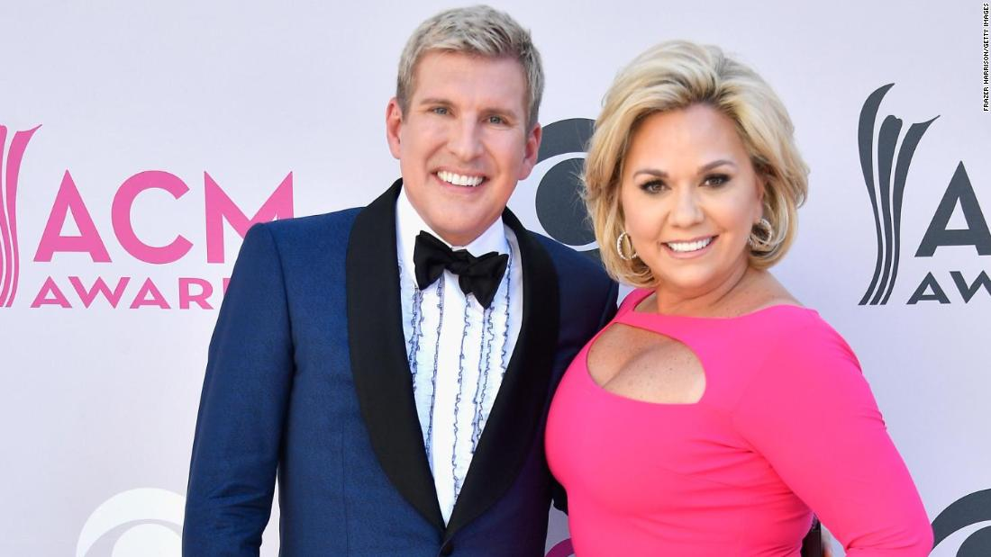 What we learned about Todd and Julie Chrisley from their TV show